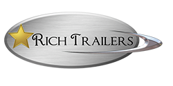 Logo of Rich Trailers in HQ