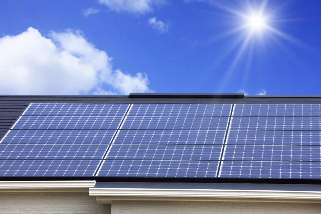Photovoltaic Panel that may require fire testing