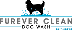 The logo of QAI client Furever Clean for a Testimonial