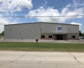 Photo of QAI Building in Tulsa