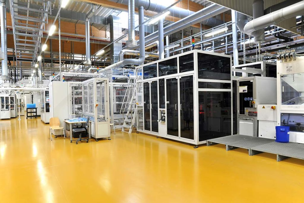 Semi S2 Testing QAI Labs Semiconductors Lab