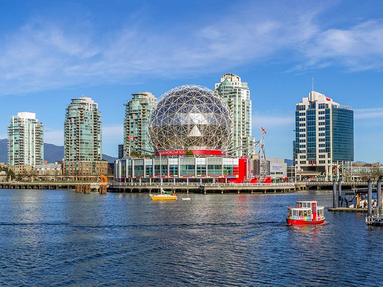 Photo of Vancouver British Columbia Canada