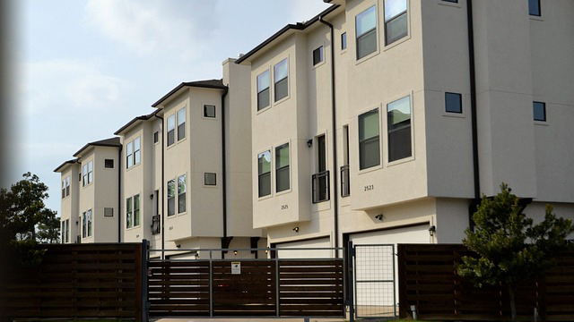 Duples Homes with Party Walls