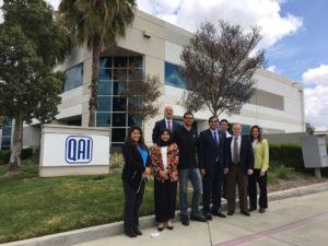 QAI Team and ESAM, ICC & ICC-ES Delegates at QAI Rancho