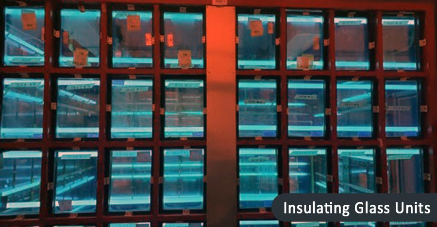 Photo of Insulating Glass Unit Testing