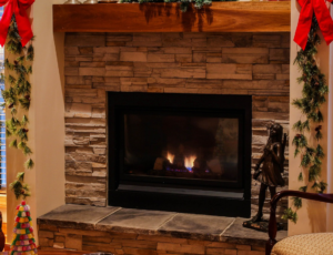 testing of gas fireplace