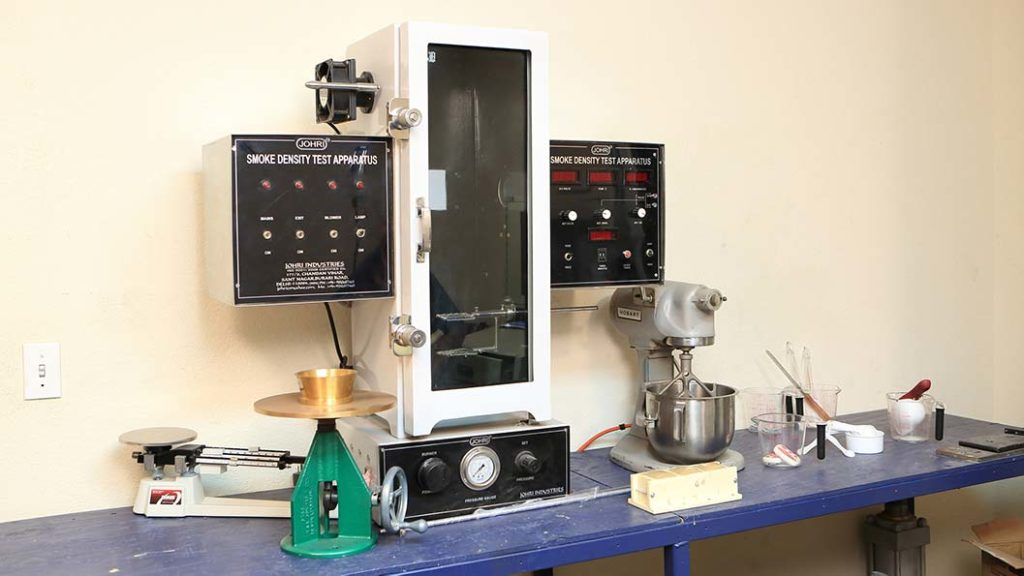 Equipment for Materials Testing