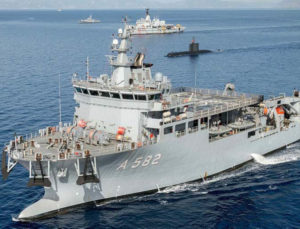 QAI Vibration Testing for Marine Vessels