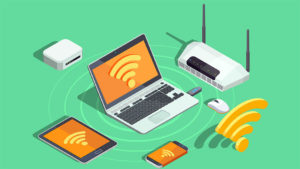 Connected Wireless Devices
