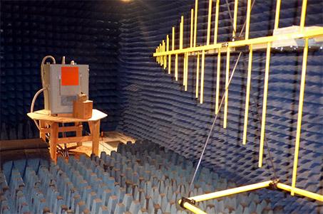 EMC Chamber EUCS-QAI
